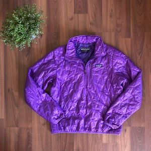 Patagonia Nano Puff Diamond Quilted Pullover